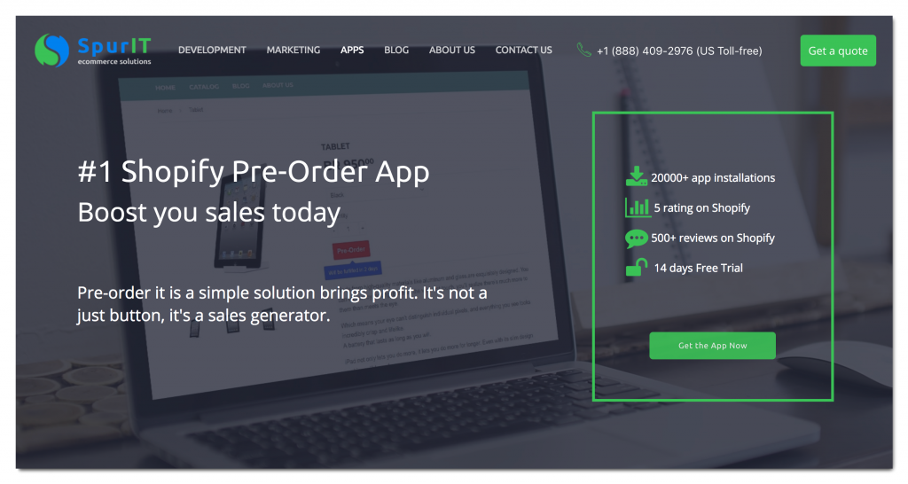 Pre-Order-Manager-Shopify-App