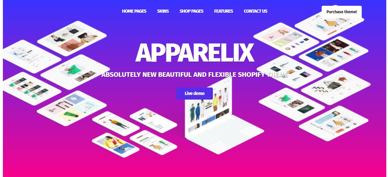 apparelix-shopify-template