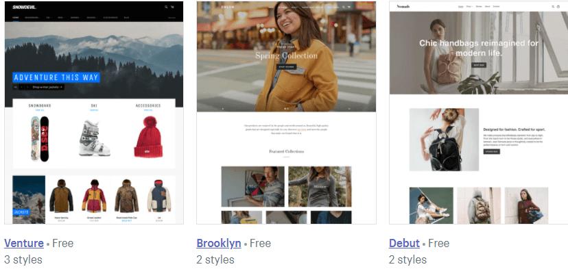 shopify-website-design