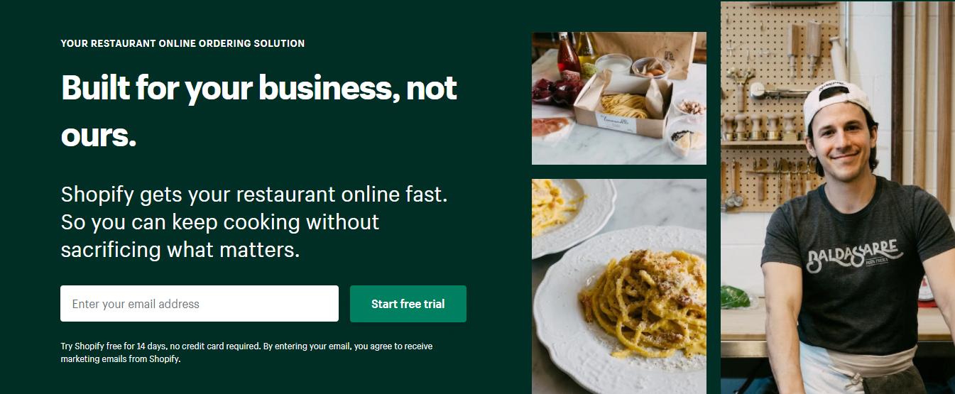 shopify-for-restaurants